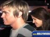 Jesse McCartney Leaving Les Deux