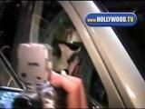 Britney Spears & Adnan Ghalib Leave Rite Aid, Stop For Gas