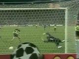 Alessandro Del Piero marque en talonnade en finale de la C1 de 1997 contre Dortmund