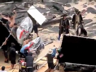 Filming In Hawaii - Featurette Filming In Hawaii (Anglais)