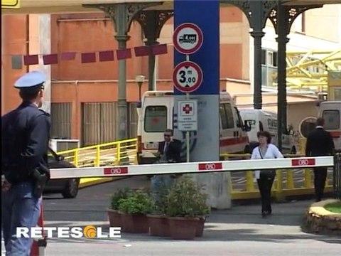 TG ROMA - Sovraffollamento San Camillo
