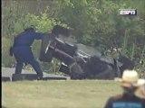 CART Elkhart Lake 1996 Huge crash Moore Jones