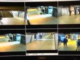 Des caméras de vidéo-surveillance dans le souterrain de la gare de Clermont-Ferrand