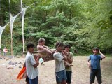 Camp 2011 1ere Brive Malemort et 1ere Limoges Nautique