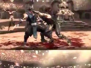 PS Vita Trailer de Mortal Kombat 9