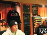 """1500 Or Nothin Presents """"In the Studio"""" with Larrance Dopson & Nipsey Hussle Pt.1"""