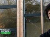 Maison BBC à ossature bois bioclimatique