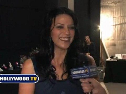 Navi Rawat Talks To Hollywood.TV