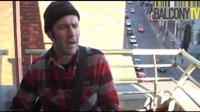 JOEY CAPE - THE RAMONES ARE DEAD (BalconyTV)