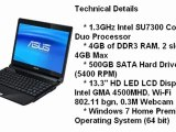 Buy Now ASUS UL30A-X5 Thin and Light 13.3-Inch Laptop For Sale   ASUS UL30A-X5 Thin and Light 13.3-Inch Review