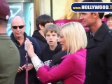 Tori Spelling Spotted at the Grove