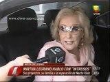 Mirtha Legrand habla de la separación de Nacho Viale y Eugenia Suarez