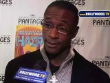 Celebrity Roundup at Hair Musical at Pantages Theater