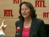 """Ségolène Royal, présidente socialiste de la région Poitou-Charentes : """"J'ai trouvé Nicolas Sarkozy artificiel"""""""