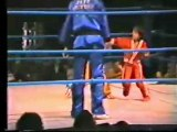 CHRIS SFETAS KICKBOXING FIGHT at 5 and half years old