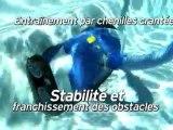 Robot nettoyeur piscine MX8 Zodiac Baracuda - Piscine et Jardin 59 62 80 Arras Lille Le Touquet