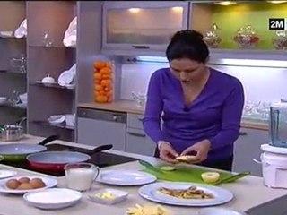 Choumicha - Gâteaux et Crêpes aux Pommes
