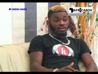 Les confidences d'Arafat DJ- Camera canapé (émission diffusée sur Africabox TV)