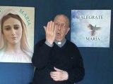 Ave María. Alégrate María.