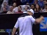 San José - Roddick sufre en su vuelta
