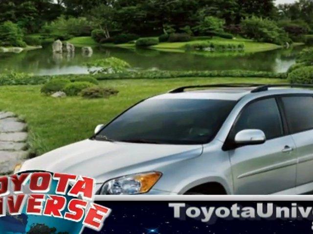 NJ Toyota dealer Toyota Universe presents the Toyota Rav4