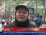 Giao thông tại Hà Nội trong ngày đầu tiên đổi giờ học, giờ làm