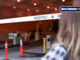 Whitney Port from The Hills gets roughed up by a crazy woman