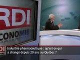 RDI Économie - Entrevue avec Pavel Hamet