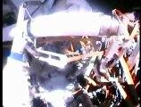 Cosmonauts perform spacewalk outside ISS