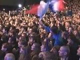 Discours de Nicolas Sarkozy lors de son premier meeting à Annecy