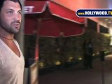 Maksim Chmerkovskiy And Driton 'Tony' Dovolani Spotted On IVAR Blvd