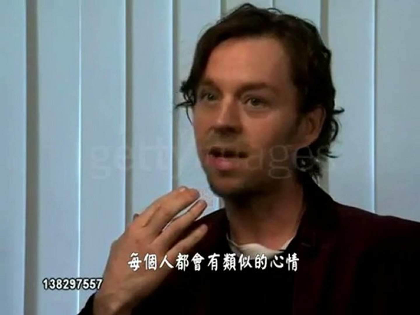Darren Hayes Talks about Bloodstained Heart