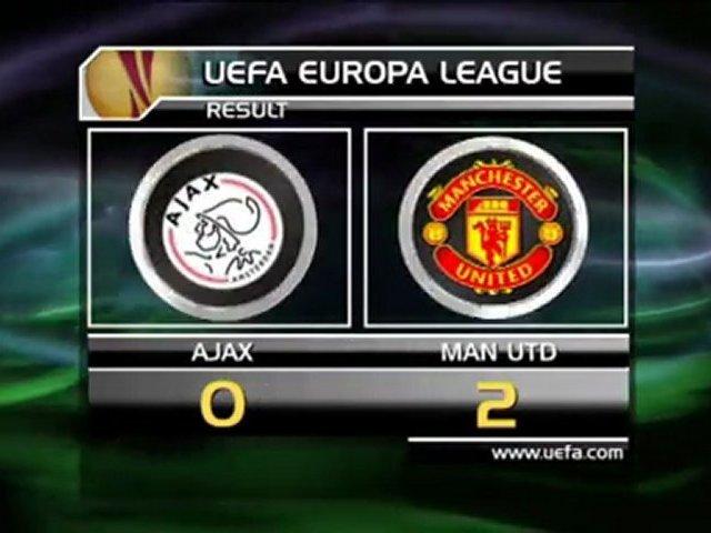 United triumph in Amsterdam