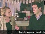 """Severin Naudet, directeur d'Etalab, dans la """"cuisine"""" de Frenchweb"""