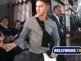 Heroes Star Milo Ventimiglia Gets Attention At Avalon