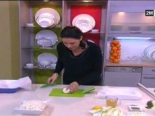 Recettes Du Saumon En Papillotes Au Riz Et Fenouilles
