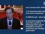 UMP - Le chiffre de la semaine par Jérôme Chartier : 0,2% de croissance