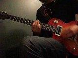 The Unforgiven II Metallica solo cover