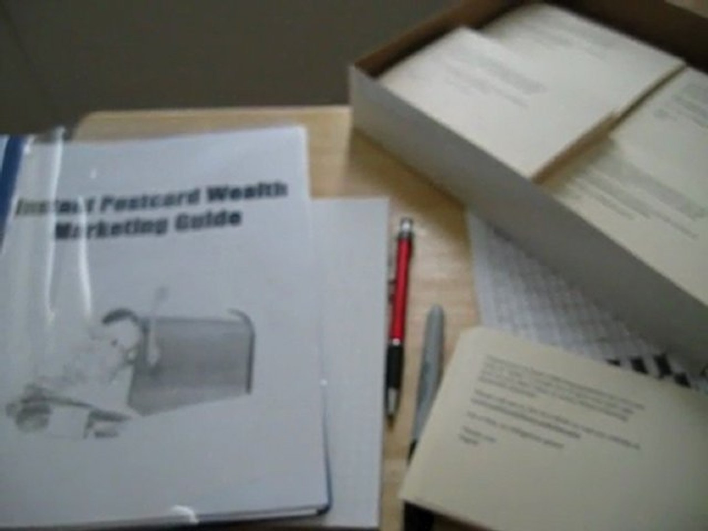 Super Big Money in Mail system/ Ways to  Make Money with Postcard wealth 123 That Works!