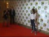 Twilight's Taylor Lautner, Robert Pattinson & Kristen Stewart at Comic-