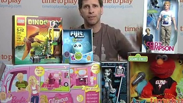 Win Barbie, Lego, Monster High and more at #TimetoPlayLive