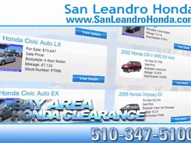 Honda CRV Dealerships – Honda San Francisco, CA