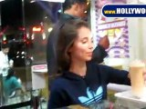 EXCLUSIVE: Rick Fox & Eliza Dushku grab Millions of Milkshakes after being voted off DWTS!