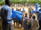 Malawi, Nsambe, Neno District: Bednet distributions