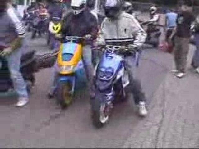 scooter-depart