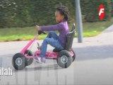 Kart à pédale enfant 3 à 8 ans