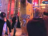 EXCLUSIVE: Lukas Haas Enters the Staples Center