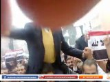 خاص بالوسط .. لحظة دخول نادر بكار برلمان الثورة