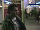Emile Hirsch Wears Shorts On Chilly Hollywood Night