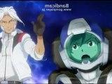 「機動戦士ガンダムAGE」+「一騎当千」